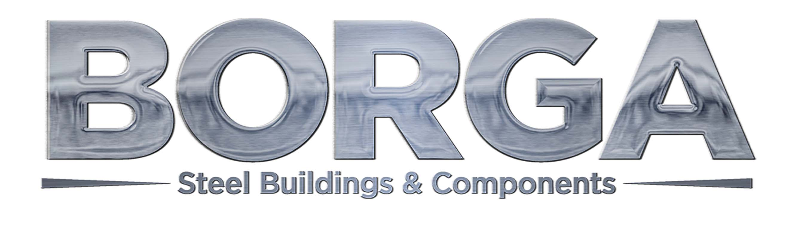 Borga steel buildings components logo