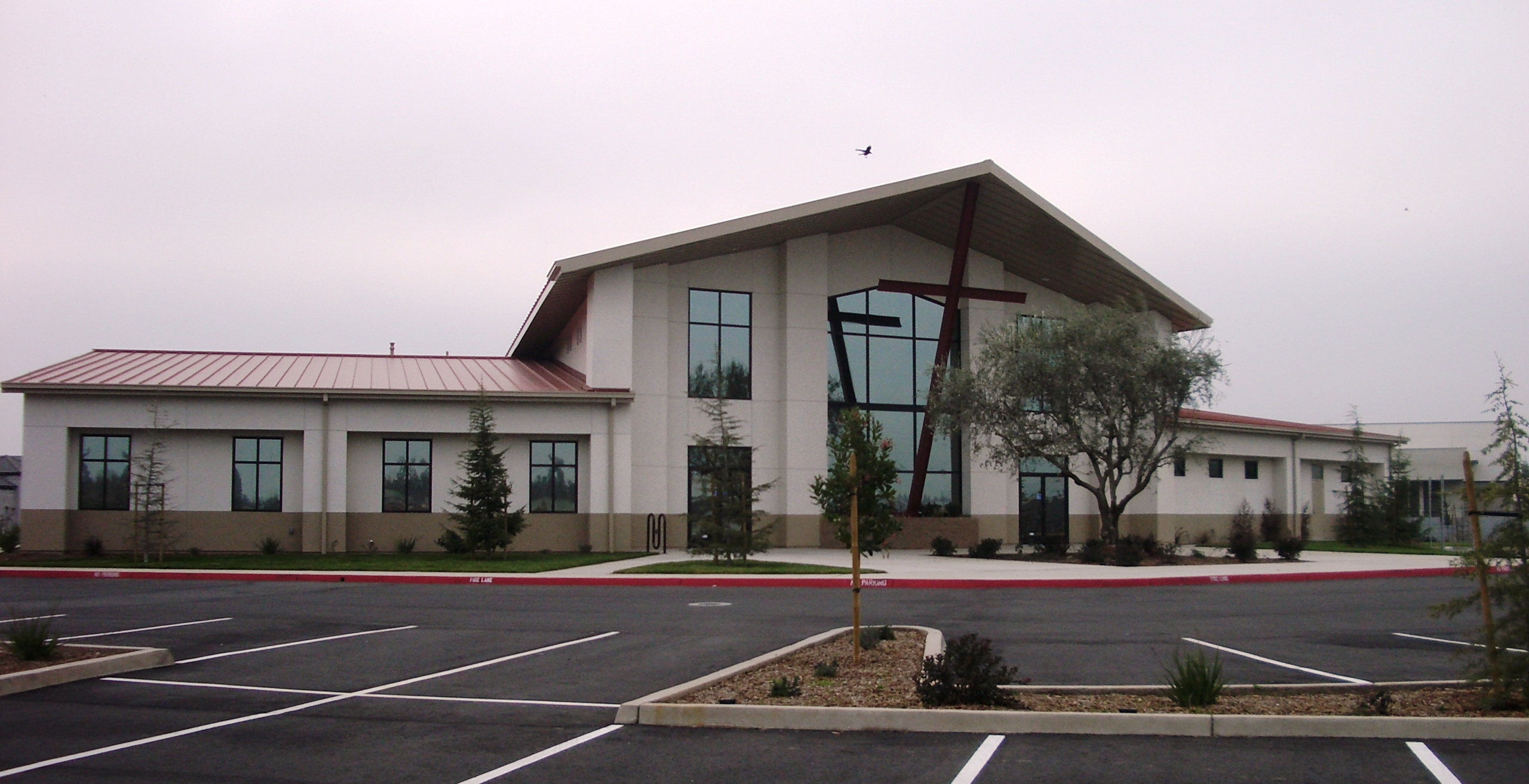 Lifeway Baptist Church - Front