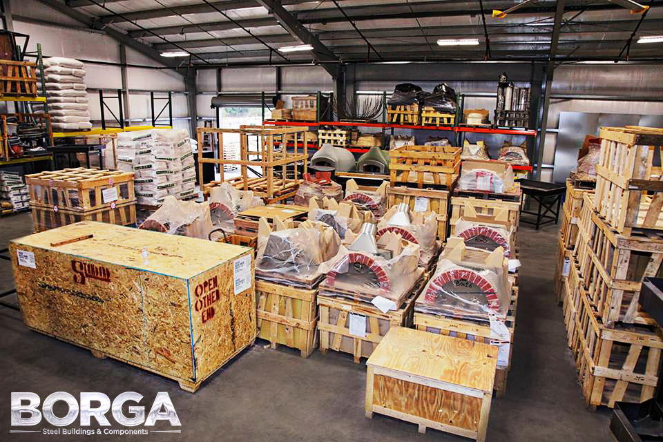 borga steel buildings components roofing metal fresno ca fowler mugnaini wood fired ovens 5
