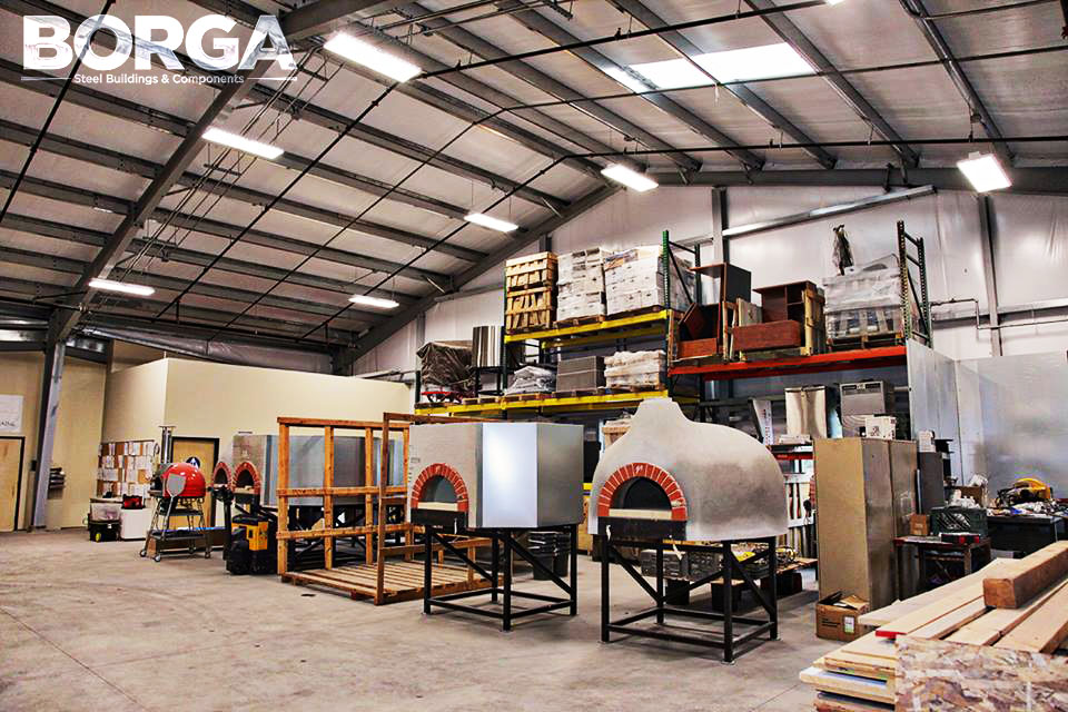 borga steel buildings components roofing metal fresno ca fowler mugnaini wood fired ovens 4
