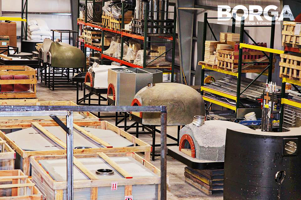 borga steel buildings components roofing metal fresno ca fowler mugnaini wood fired ovens 3