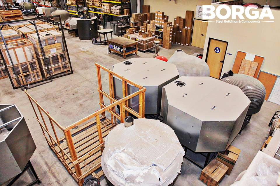 borga steel buildings components roofing metal fresno ca fowler mugnaini wood fired ovens 2