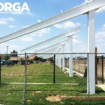 borga steel buildings components sheeting valley animal shelter fresno ca fowler 1 solar structure