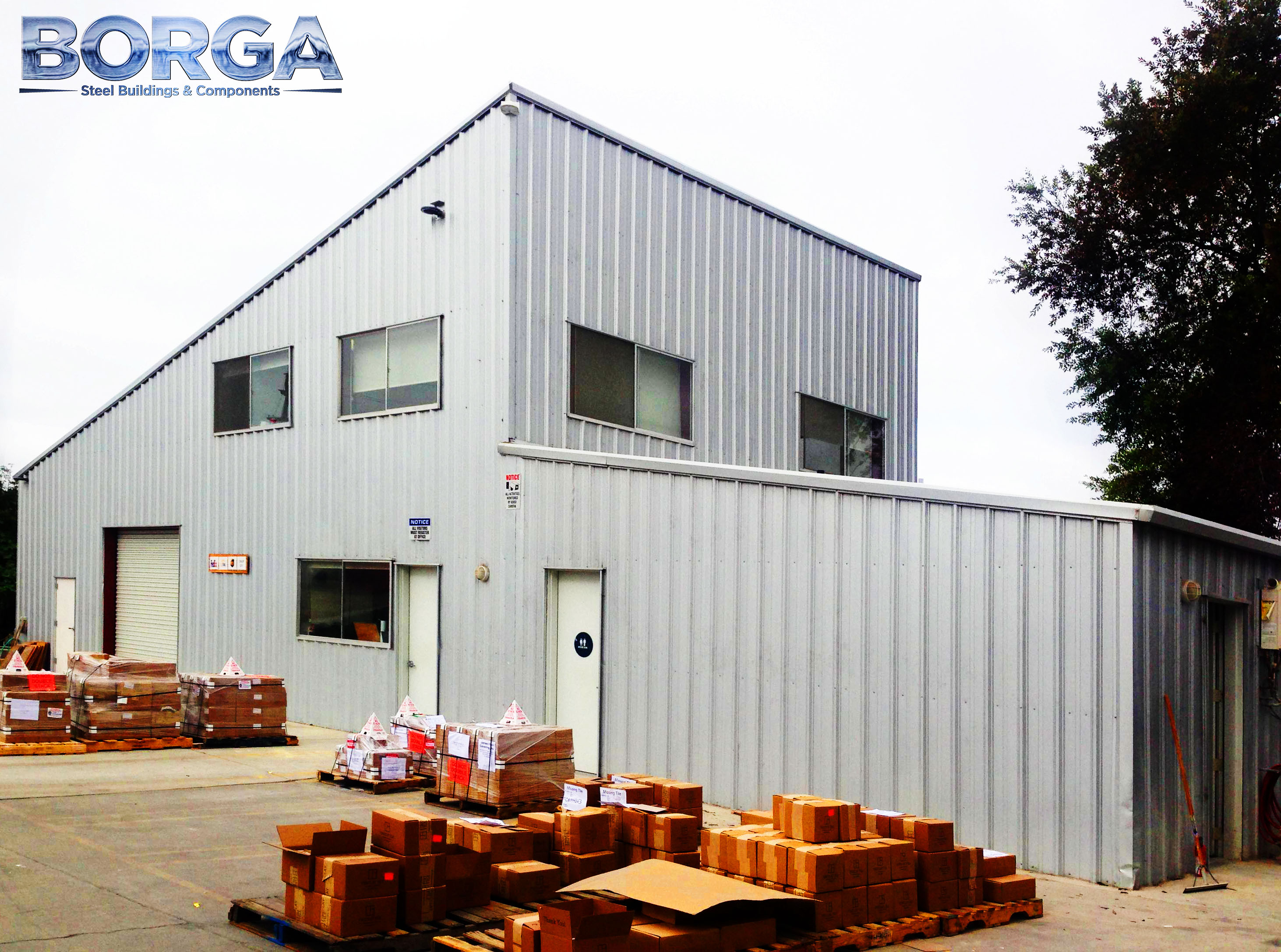 borga steel buildings and components fresno ca sheeting metal fireclay tile aromas ca 1