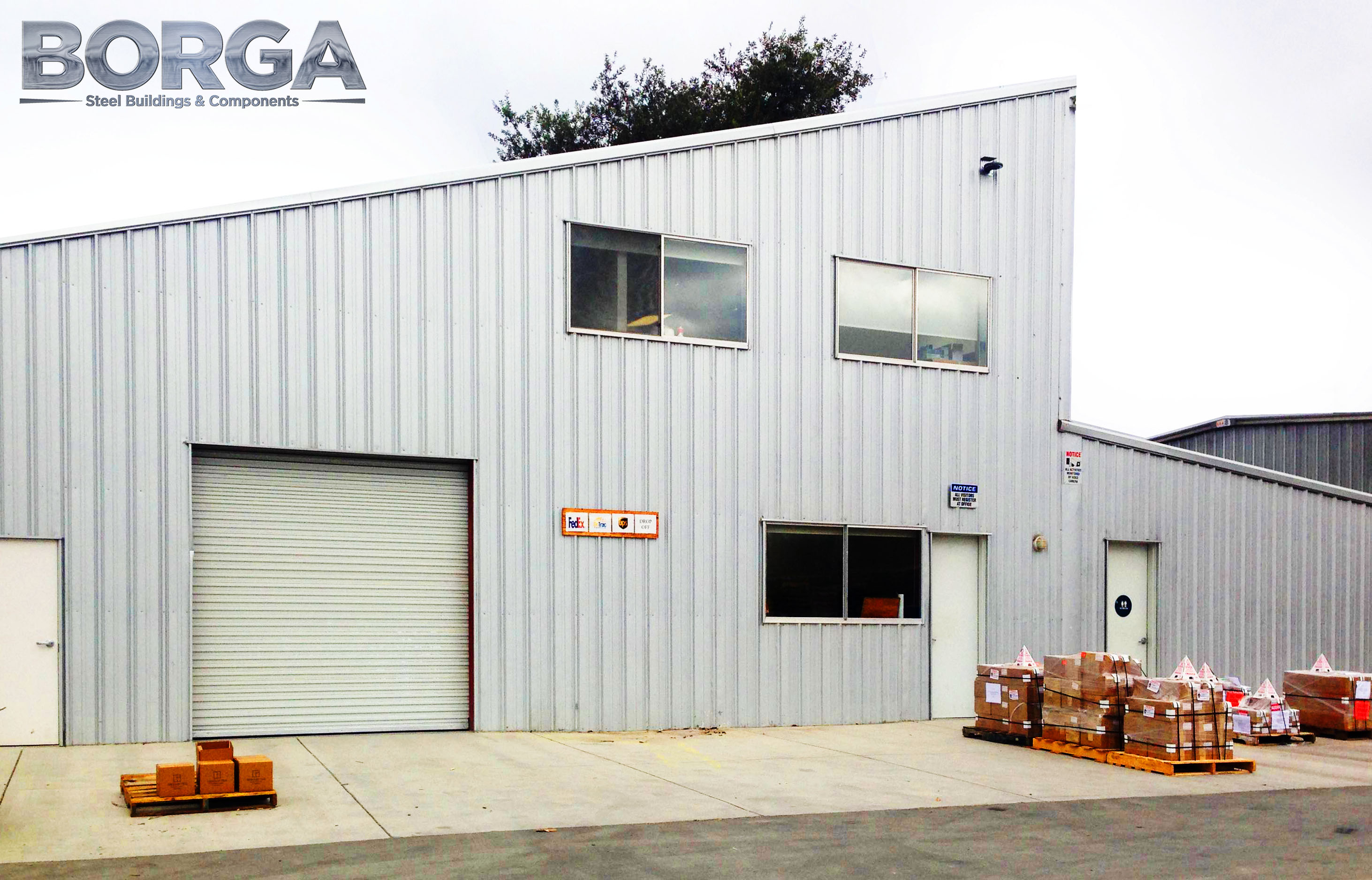 borga steel buildings and components fresno ca sheeting metal fireclay tile aromas ca 2