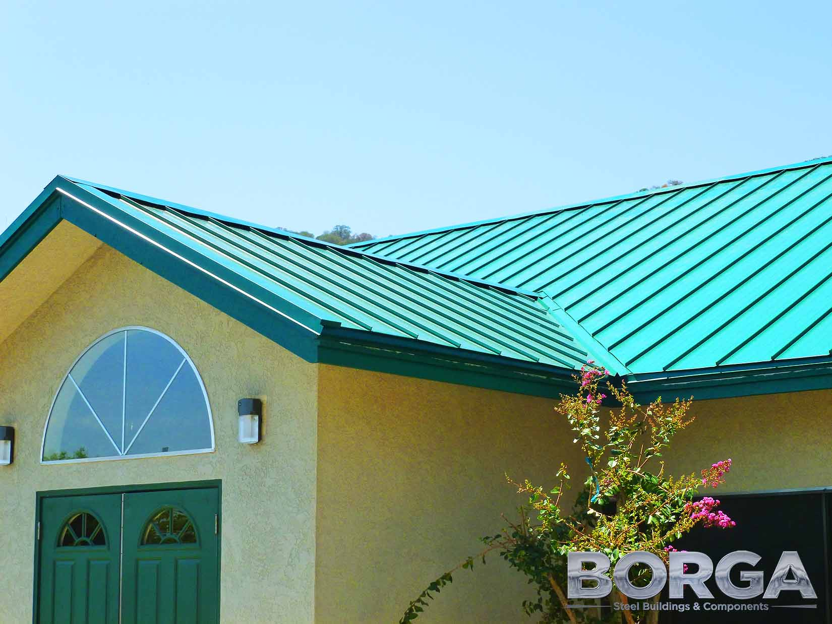 Tioga Panel Roof Mountain Valley Ca Borga